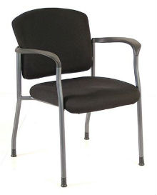 Premiera Stackable Guest Chair w/ Arms